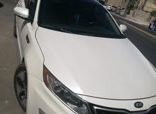 Kia Optima 2015 For Rent - White color