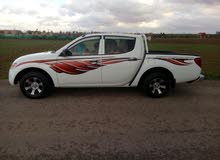Mitsubishi L200 2008 For sale - White color