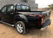 km mileage Isuzu D-Max for sale