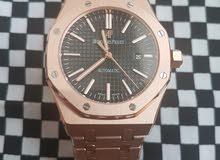 ساعة اوديمار بحالة جيدة مستعملة