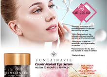 Fontainavie Caviar Revival Facial Care Package By Federico Mahora