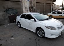 Manual Toyota 2010 for sale - Used - Amman city