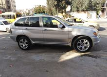 Silver BMW X5 2005 for sale