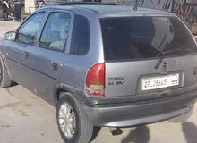 Available for sale! 1 - 9,999 km mileage Opel Corsa 2000