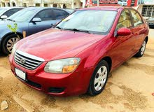Kia Spectra 2009 for sale in Benghazi