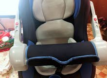 very good and clean baby car seat
