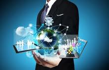 ابحث عن عمل IT شبكات و دعم فني حاسب الي والأنظمة المحاسبية ERP