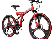 عجلة دراجة هوائية