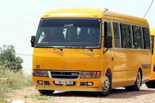 For a Year rental period, reserve a Toyota Coaster 2019