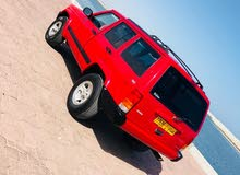 Automatic Jeep 2001 for sale - Used - Al Masn'a city