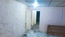 السلام عليكم بيت تجاوز للبيع في الموفقية قرب شارع بغداد يحتوي ع (غرفتين منام+صالة +مطبخ+كراج+صحيات)