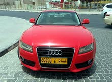 For sale 2009 Red A5