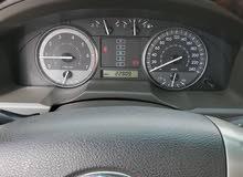 سياره تويوتا صالون لاندكريزر 2011  جديد مكرتن بصمه
