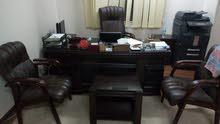 اثاث مكتبى مستعمل للبيع