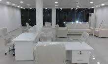 كراسي مكتبية.طاولات مكتبية.صالون جلد