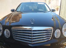 Mercedes Benz E 350 car for sale 2008 in Benghazi city