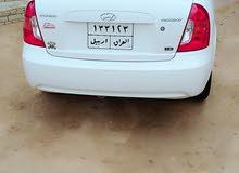 اكسنت 2010 السياره جديده محرك 1600
