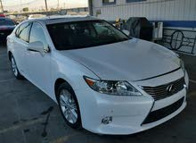 Beige Lexus ES 2015 for sale