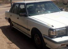 Automatic White Toyota 1984 for sale