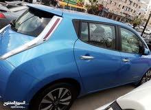 Nissan Leaf 2014 For sale - Blue color