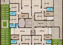 شقة 155م بعمارة جديدة بها اسانسير وانتركم بجوار مستشفى الشروق والباتيو