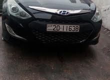 Automatic Black Hyundai 2011 for sale