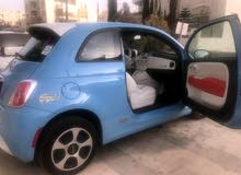 Electric Fuel/Power   Fiat 500e 2015