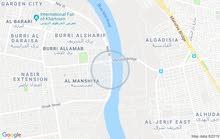 قطع ارض شارع النيل الخرطوم