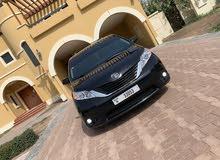 2015 Toyota Sienna for sale in Dubai