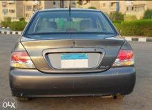 سيارة لانسر 2008 للايجار (بالسائق فقط)