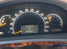 Mercedes Benz S 500 2004 - Automatic