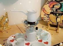 صينية القهوة والشاي المتكاملة والأنيقة
