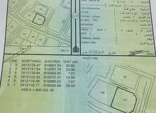 أرض سكنية للبيع في معبيلة الجنوبية (مرحلة السادسة)