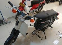 Nizwa - Honda motorbike made in 2019 for sale