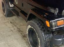 Jeep Wrangler made in 1997 for sale