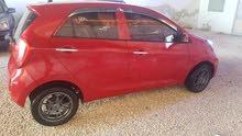 Kia Picanto 2012 For sale - Red color