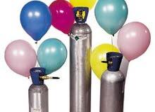 اسطوانة غاز هيليوم (نفخ بالونات