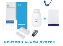 نظام الإنذار المبكر للاختراق والسرقة من شركة التركية (NEUTRON)