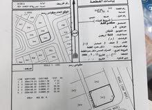 مباشر من المالك و حصري أرض سكني في السيح الأحمر كورنر مساحة /// 663 مطلوب // 28 98000756
