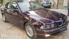 BMW 523 بحالة ممتازة