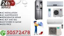 AC maintenance and repair