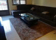 Second Floor  apartment for rent with 2 rooms - Amman city Abdoun