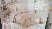 مفرش سرير ملوكي تركي فاخر وفخم جداا