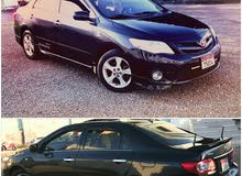 Toyota corolla sport 2013 1.8 full option