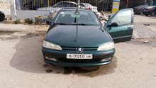Automatic Green Peugeot 1999 for sale
