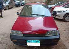 للبيع سويفت مانوال موديل 1994 موتور 1300 سي سي دواخل فابريكة