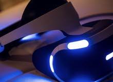 نظارة الواقع الافتراضي للبلاستيشن