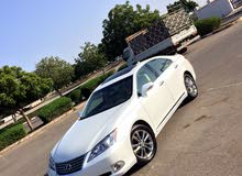 For sale 2011 White ES