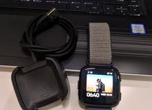 Fitbit Versa smart watch with Box Charger