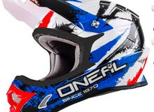 oneal helmet for off-road bikers never used